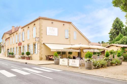 Hôtel Restaurant du Commerce : Hotel near Lias-d'Armagnac