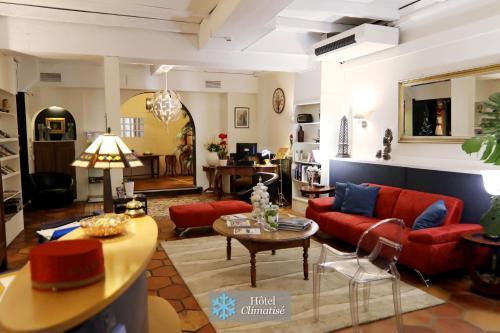 Hotel Les Pasteliers, climatisé : Hotel near Albi