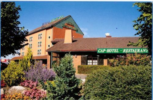 Cap Hôtel : Hotel near Moncheaux