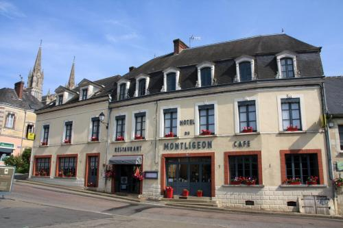 Logis Le Montligeon : Hotel near Moulicent