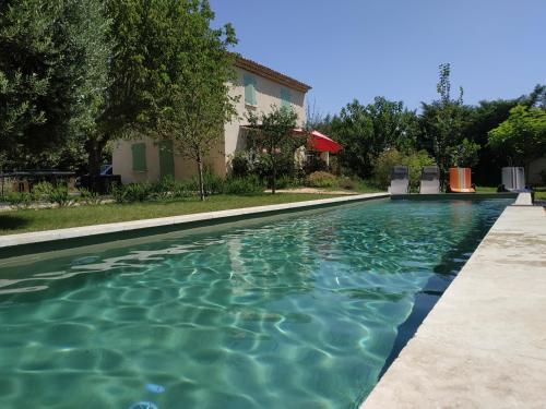 Gîte Lou Pi Couguou : Guest accommodation near Cadenet