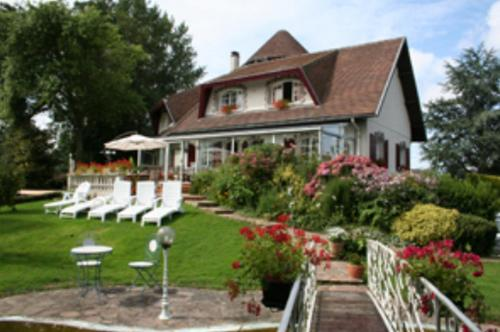 Chambres d'hôtes Les 4 Vents : Bed and Breakfast near Pierrecourt