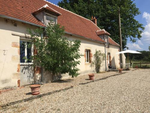 Maison du Fermier : Guest accommodation near Touchay