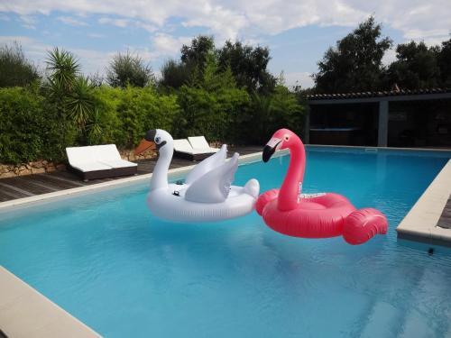 Villa Lou Paradis : Guest accommodation near Gassin