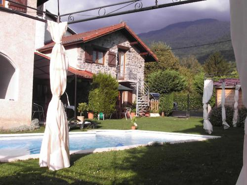 La Bastide : Apartment near Montchaboud