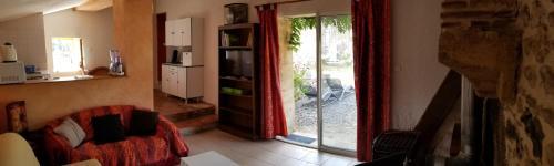 dépendance Nadine : Guest accommodation near Charroux