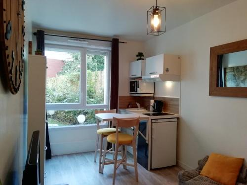 Chic studio in Paris : Apartment near Montmorency