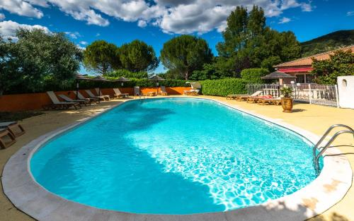 Logis La Grande Bastide : Hotel near Ganagobie