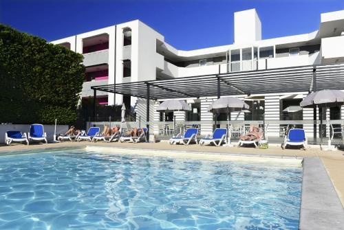 Résidence Odalys Aqualia : Guest accommodation near Balaruc-les-Bains