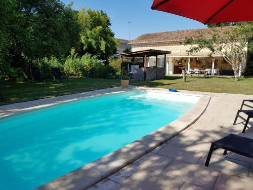 La Pomme d'Or : Guest accommodation near Civaux