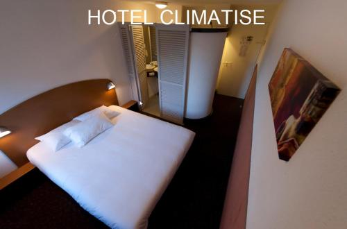 Quick Palace Pau : Hotel near Escoubès