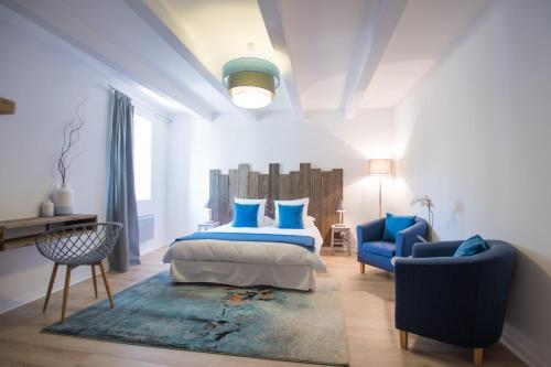 La Bastide des Bourguets : Guest accommodation near Monieux
