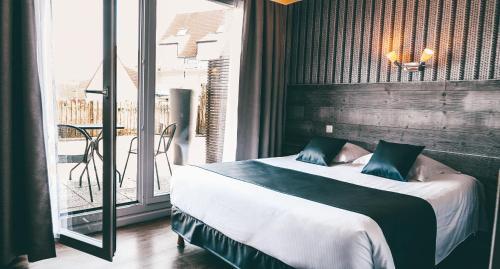 Hôtel de la Baie de Wissant Sauna Hammam : Hotel near Bonningues-lès-Calais