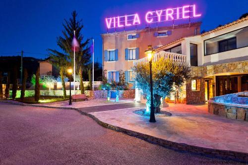Villa Cyriel : Hotel near Utelle