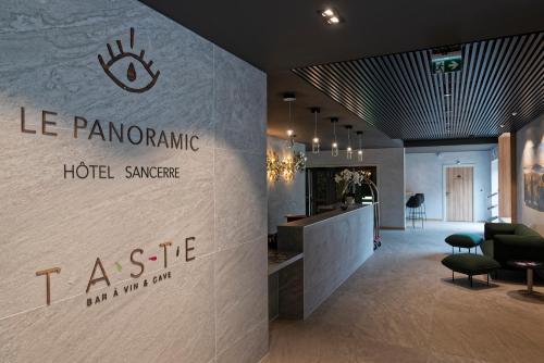 Le Panoramic : Hotel near La Celle-sur-Loire