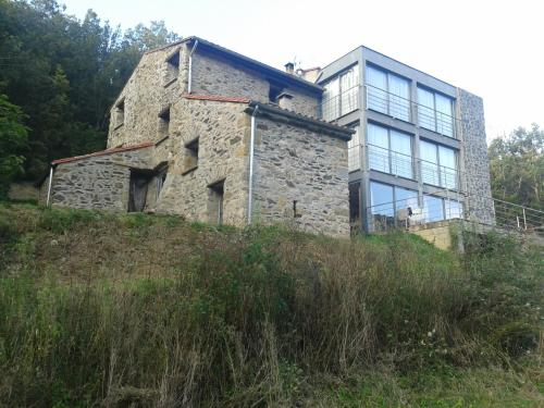 Gîte & Chambres d'hôtes Mas La Tardosse : Bed and Breakfast near Serralongue