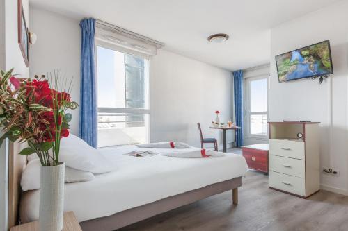 Appart'City Lyon Villeurbanne : Guest accommodation near Villeurbanne