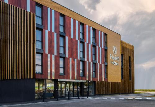Najeti Hotel Lille Nord : Hotel near Tourcoing
