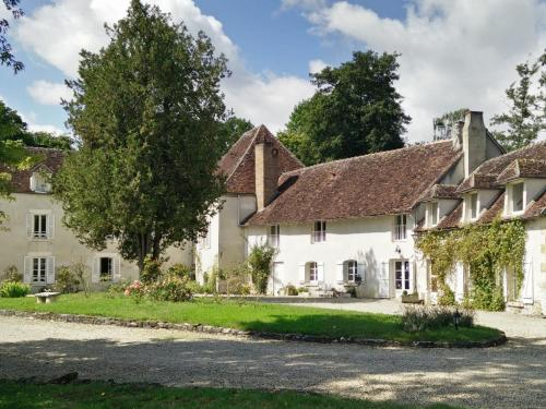 La Barbotiere : Bed and Breakfast near Saint-Martin-sur-Ocre
