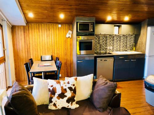 appartement 2 pieces valberg : Apartment near La Penne