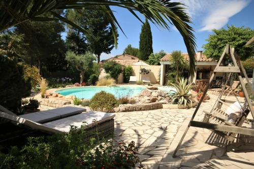 La Bergerie De Laval : Bed and Breakfast near Pézenas