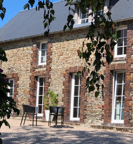 Gite Les Rochers : Guest accommodation near Vidouville