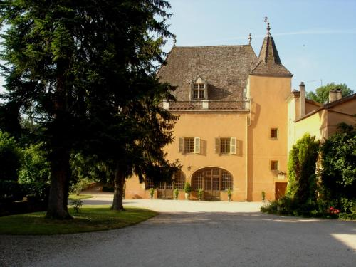 Chateau de la Venerie : Bed and Breakfast near Frontenas