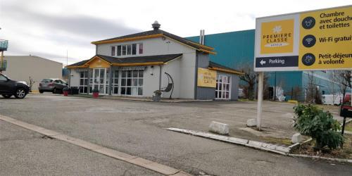 Première Classe Coignieres : Hotel near Bazainville