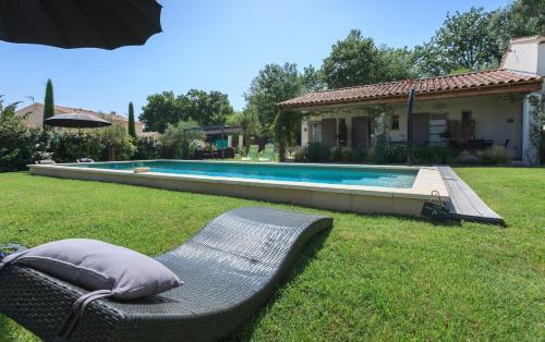 Le Jardin de Lau : Guest accommodation near Sarrians