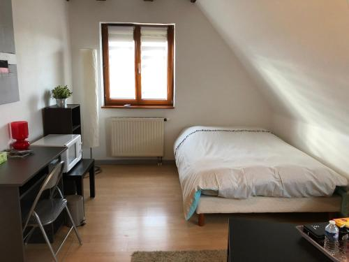 Chambre chez Sandrine : Bed and Breakfast near Uttenheim