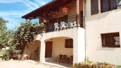 Bienvenue chez Weiwei : Guest accommodation near Péronne