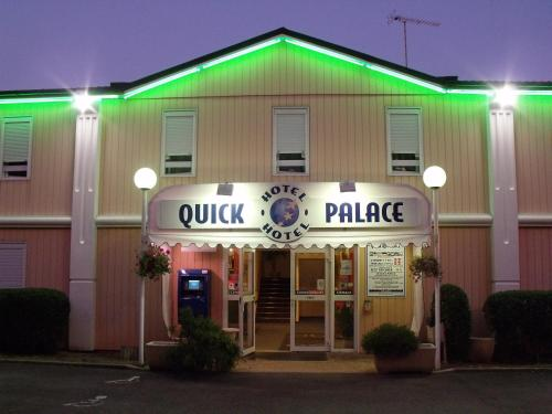 Quick Palace Auxerre : Hotel near Verlin