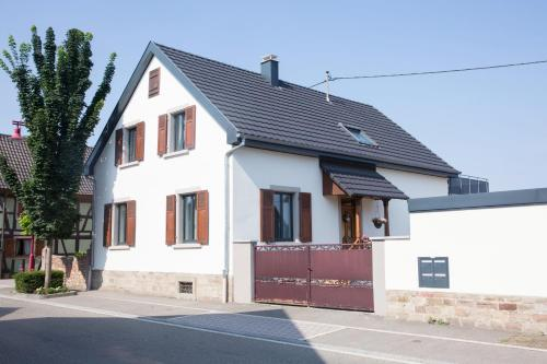 Gite Jehl GO10 : Guest accommodation near Baldenheim