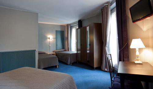 Grand Hôtel De Paris : Hotel near Paris 10e Arrondissement