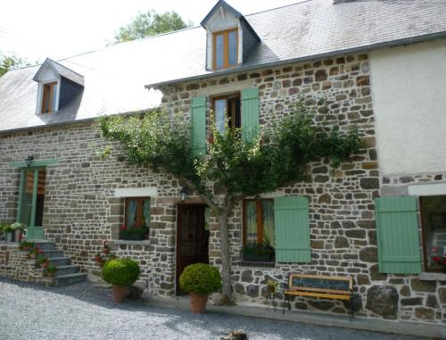 La Thiaumerie : Bed and Breakfast near Vidouville