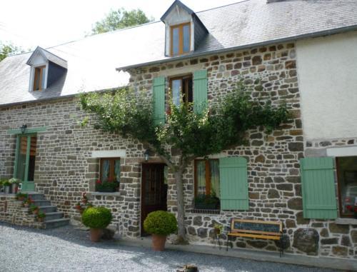 La Thiaumerie : Bed and Breakfast near Gourfaleur