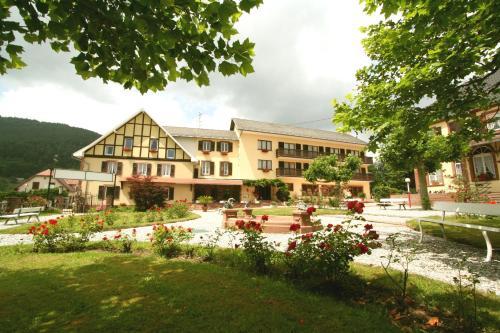 Parc Hôtel : Hotel near Singrist