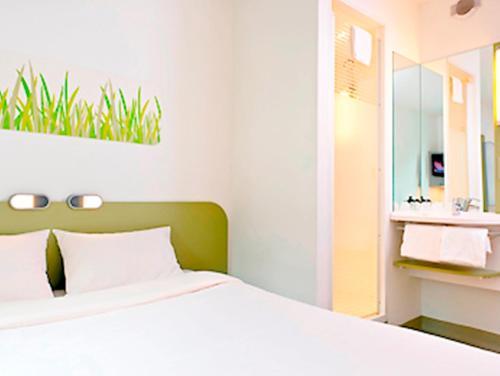 ibis budget Perpignan Centre : Hotel near Toulouges