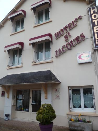 Hotel Saint Jacques : Hotel near Thizay