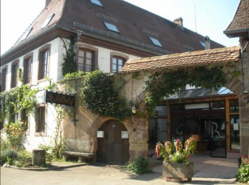 Auberge Le Biblenhof : Hotel near Scharrachbergheim-Irmstett