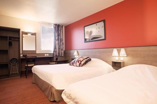 Ace Hotel Bourges : Hotel near Crézançay-sur-Cher