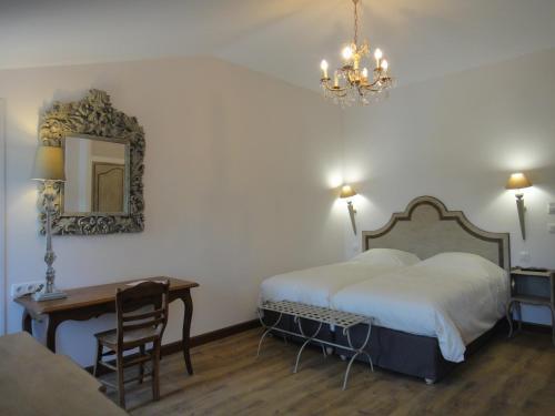 Les Terres de Saint Hilaire : Guest accommodation near Ollières