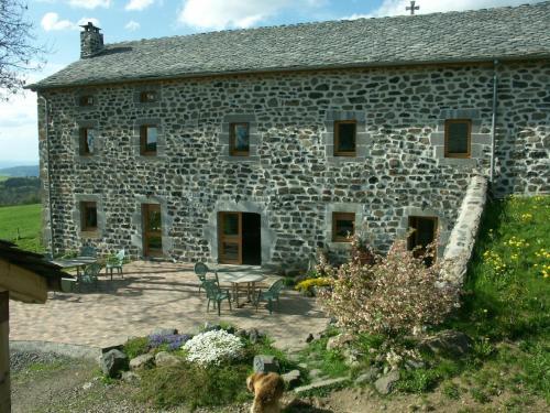 L'Herminette : Guest accommodation near Borée