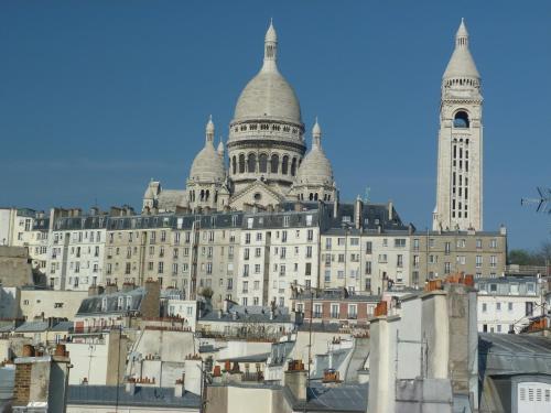 Villa Montmartre : Guest accommodation near Paris 18e Arrondissement