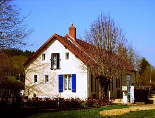 La Parisienne des Amognes : Bed and Breakfast near Fertrève