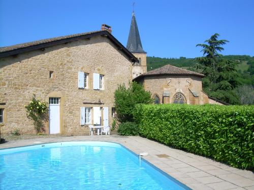 La Chipotte : Bed and Breakfast near Chamelet
