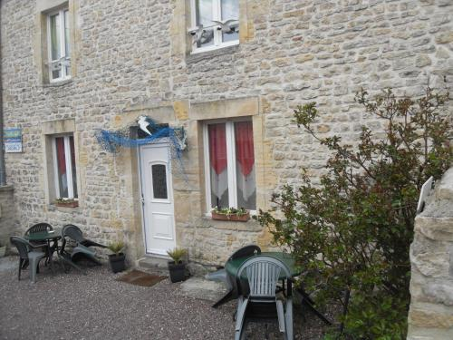 Gites de Mer : Guest accommodation near Port-en-Bessin-Huppain