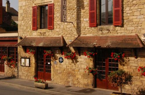 Hôtel Le Madrigal : Hotel near Marquay
