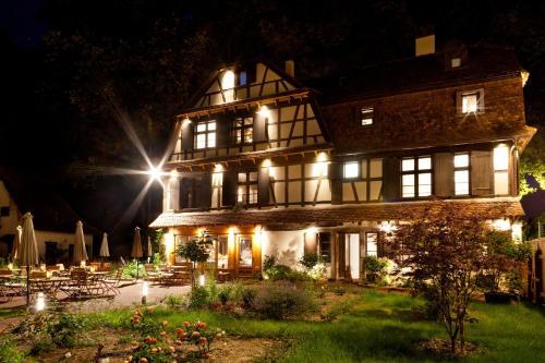 Maison d'hôtes Du coté de chez Anne : Bed and Breakfast near Gambsheim