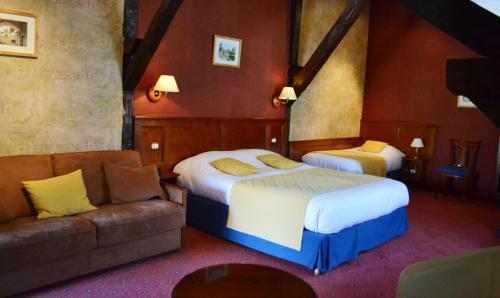 Coq hôtel : Hotel near La Madelaine-sous-Montreuil